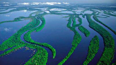 Список самых крупных рек