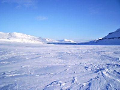Самая большая в мире пустыня — Антарктическая