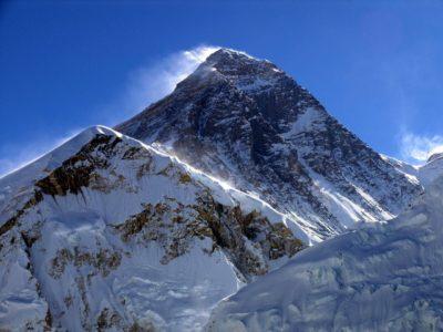 Самые высокие вершины гор планеты