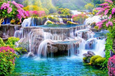 Красивые водопады мира