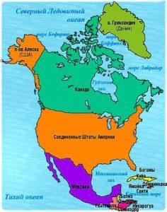 Страна США