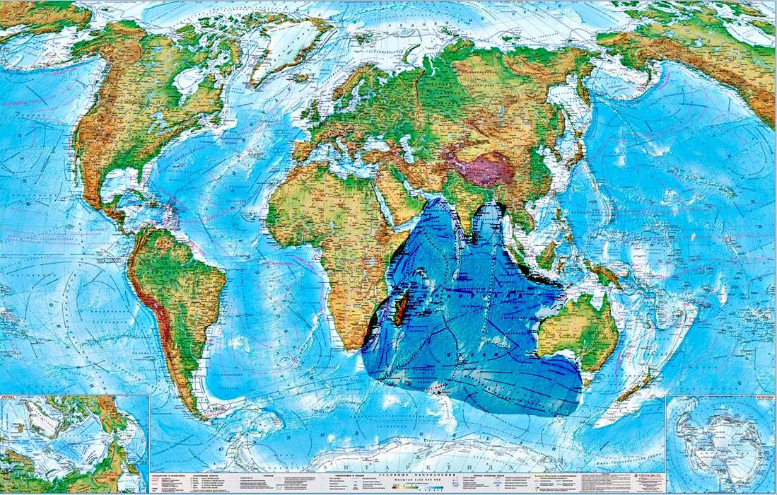 индийского океана фото