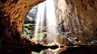 Пещера Шондонг — самая большая пещера в мире