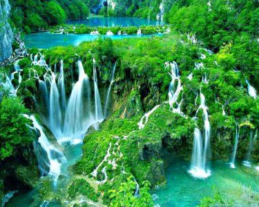 Плитвицкие озера — жемчужина Хорватии