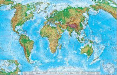 Самые маленькие страны по площади