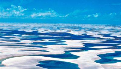 Ленсойш Мараненсеш — вода в пустыне