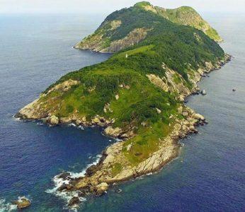 Самый опасный остров